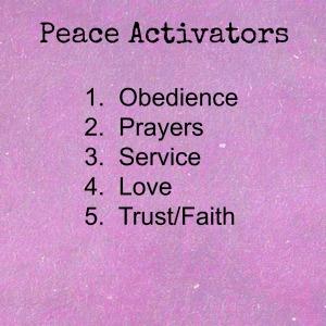 Peace Activators