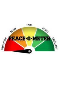 Peace o meter