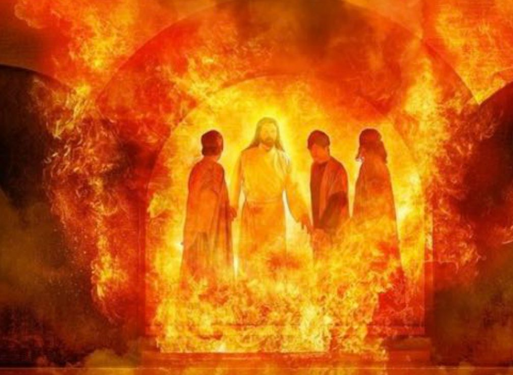 The Fiery Furnace - Missy Baroff Ministries