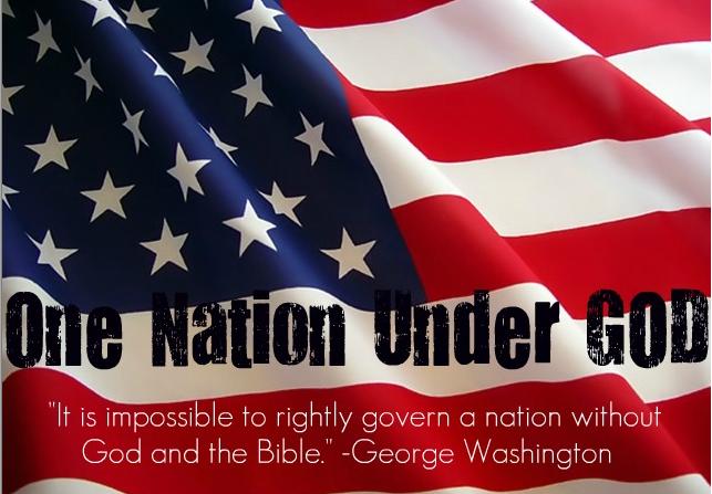 While We Were Sleeping Reblog #6 (One Nation Under God?)